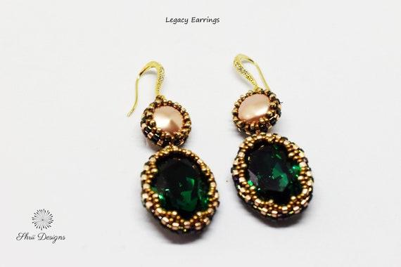 Legacy Earrings Tutorial