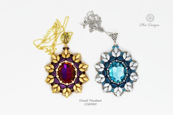 Diwali Pendant Supplies Kit