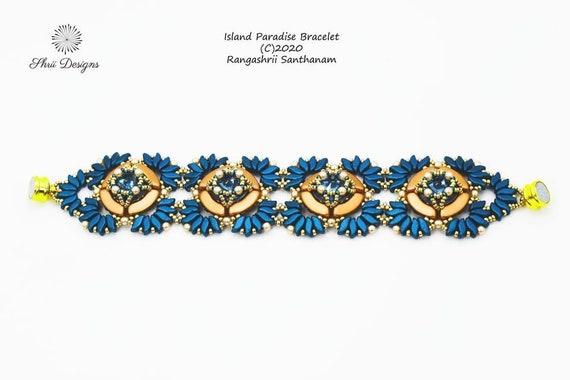 Island Paradise bracelet kit
