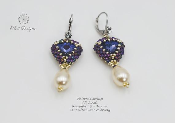 Violetta Earrings Kit