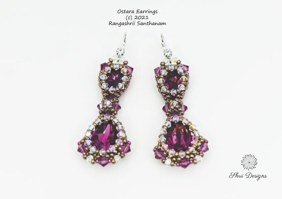 Ostara Earrings Tutorial