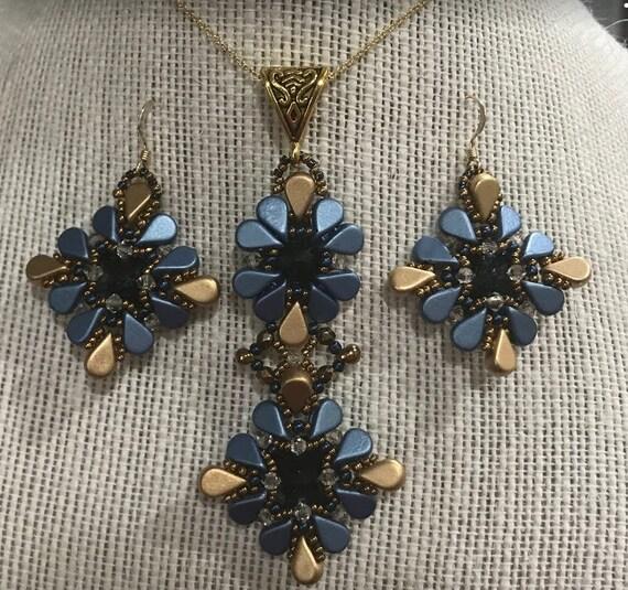 Montana Lace Bracelet Tutorial