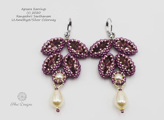 Apsara Earrings Supplies Kit