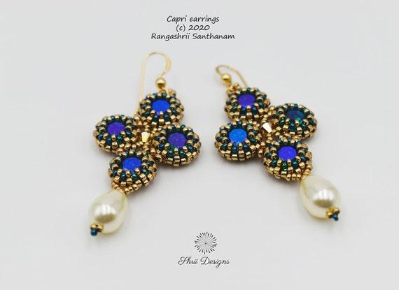 Capri Earrings Kit