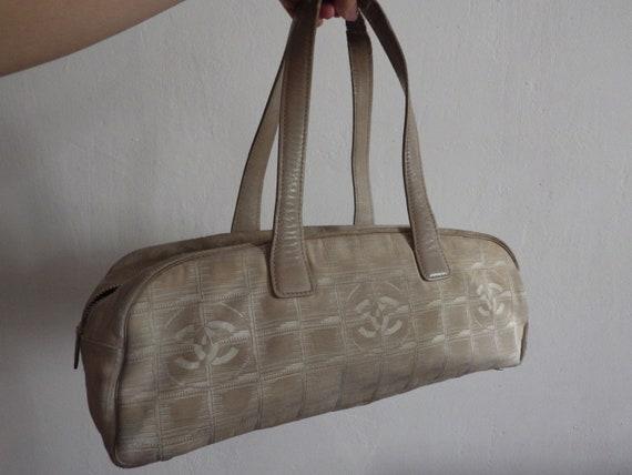 Chanel vintage baguette bag/ Vintage Chanel baguet