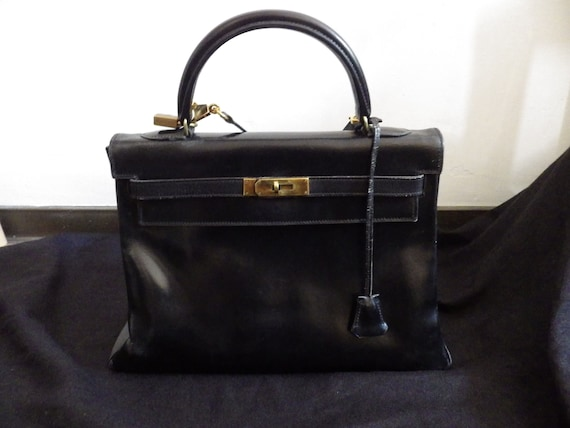 Kelly Hermès bag circa 1960/ Hermès Kelly Bag circ