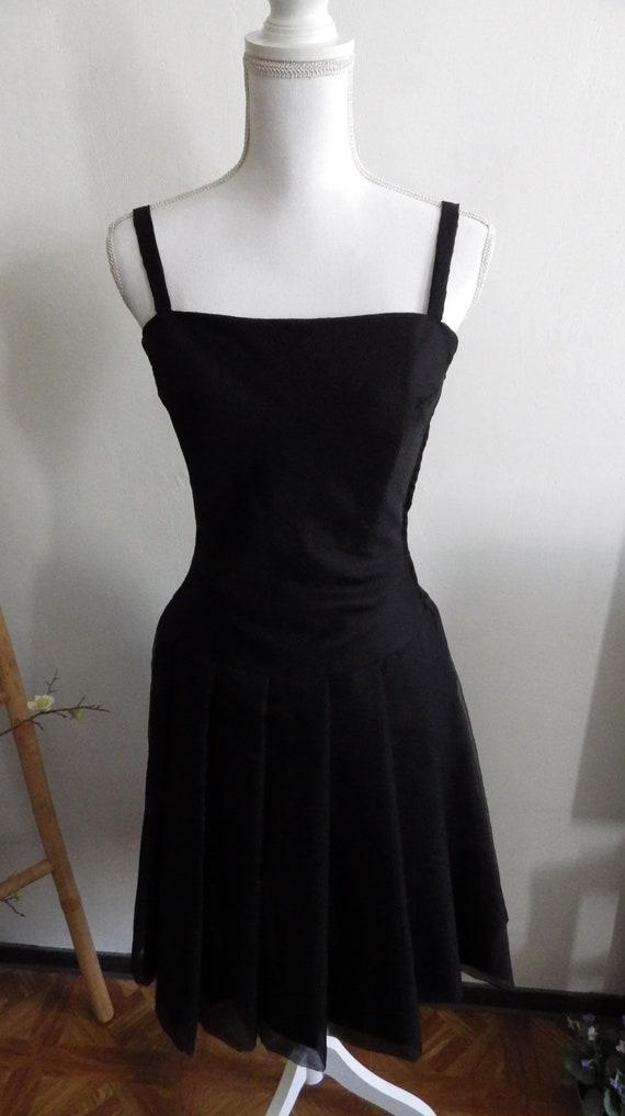 Evening dress, little black dress, little black dr