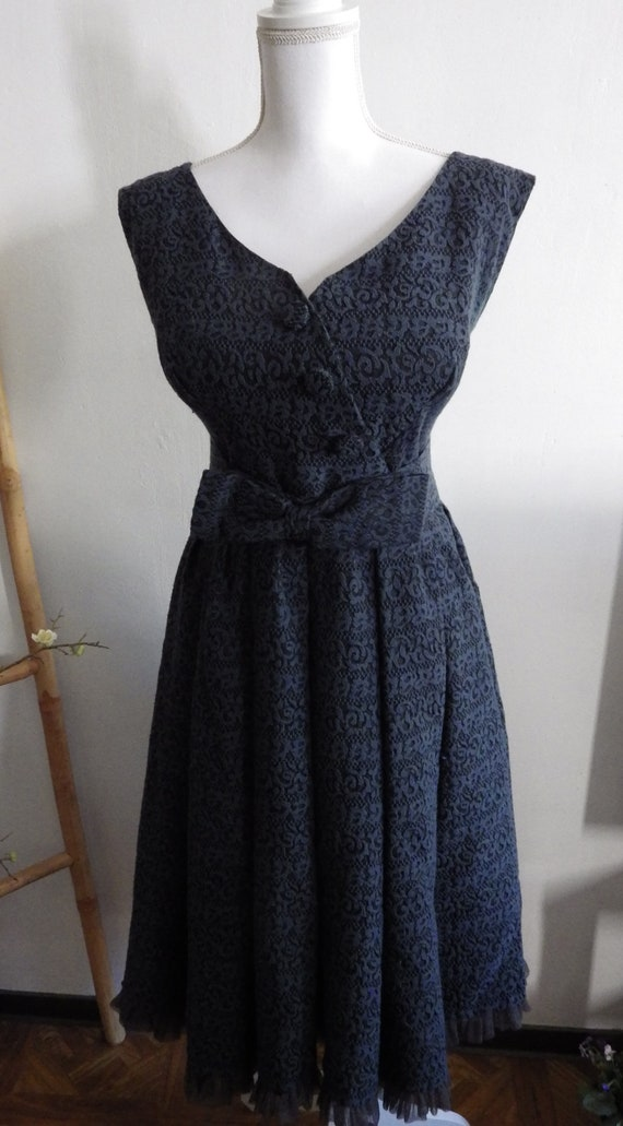 Vintage. Cocktail dress circa 1950/Cocktail dress