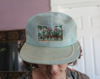Vintage Kentucky Derby Hat Cap