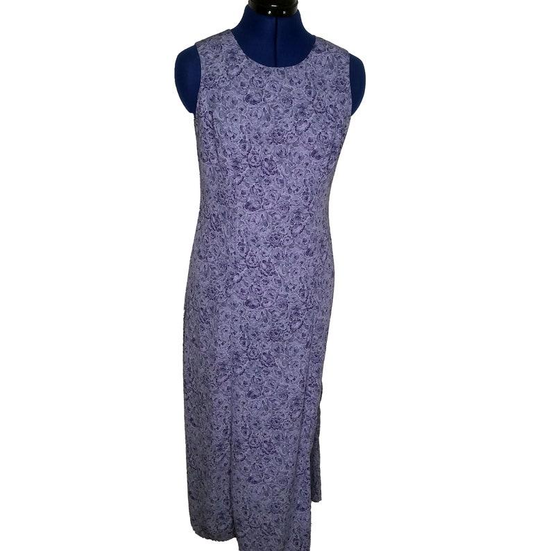 Vintage Teddi of California 2 Piece Dress Sweater Cardigan Set Size 6P