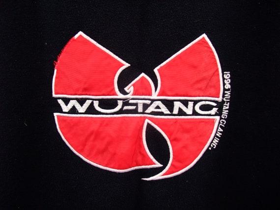 90 s capuche 1996 Wu-Tang Wu Wheaк pull Sweat à capuche s hip hop rap noyau dur 6f67a3