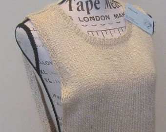 woman's silk tunic