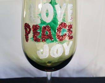 Love! Peace! Joy!