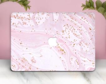 Pink Marble Macbook Pro 13 Case Marble Macbook Air 13 Case MAcbook Air 11 Case Stone Macbook Pro 15 Case Macbook Retina 13 Case Macbook 12