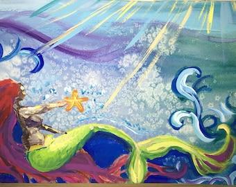 Funky Mermaid