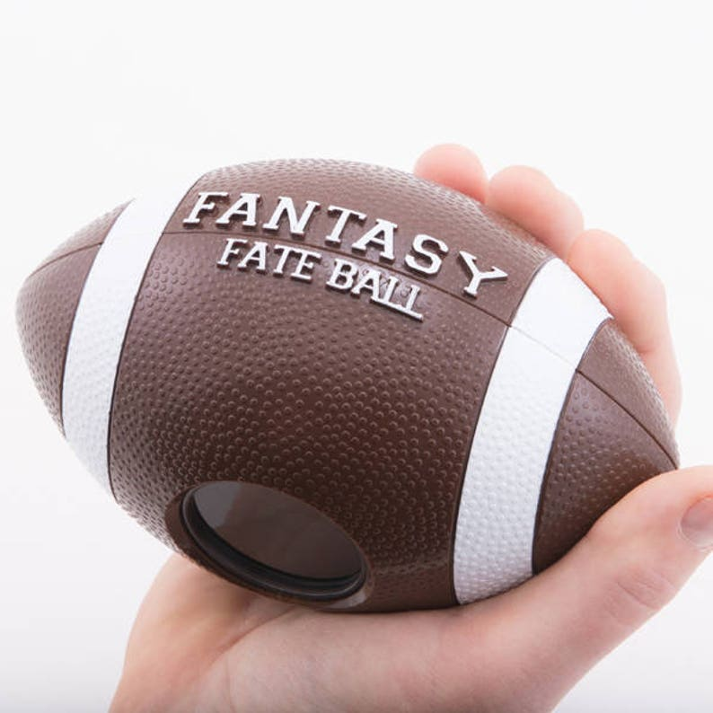 Fantasy Football magic eight-ball. The perfect gift for your image 0