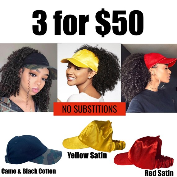 87ef87aa4371d  50.00 CurlCap Value Pack Natural Hair Hats