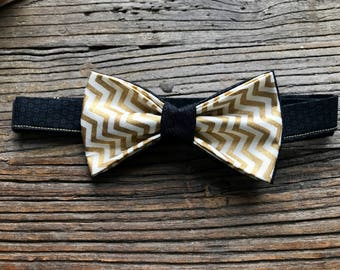 What Are You Doing New Years Eve Androgynous Bow Tie