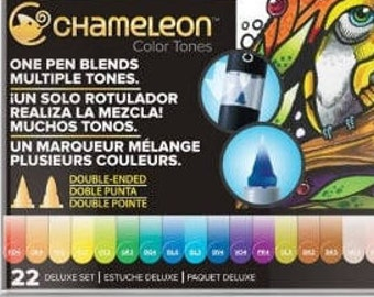 Chameleon Pen Set - Pack of 22