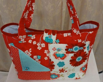 Handbag - Flowers