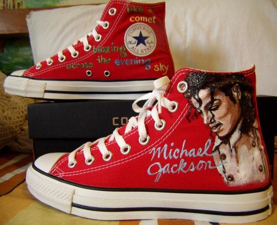 converse michael jackson