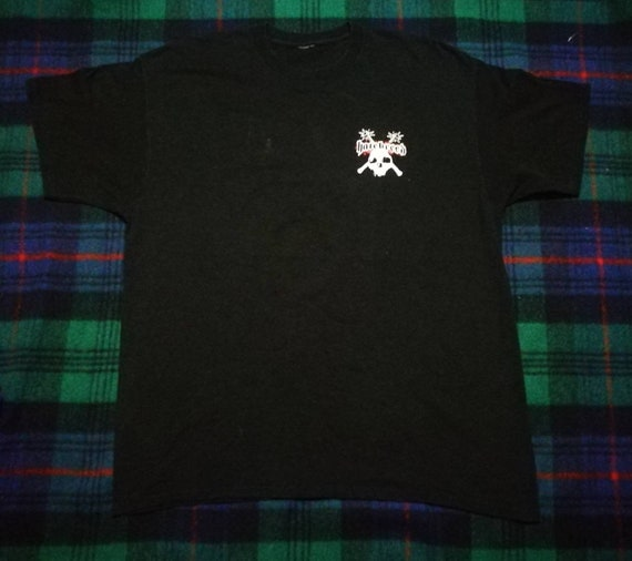 Vintage Hatebreed band t shirt