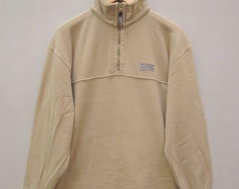 Vintage Mc Gregor Pull Over Sweatshirt Size L