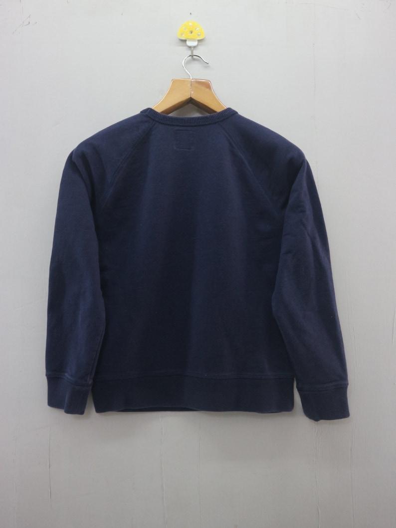 Vintage GAP Big Logo Pull Over Sweatshirt Designer Fashion Sweater Size XL