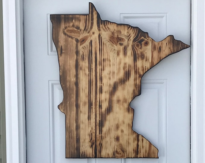 Rustic State of Minnesota