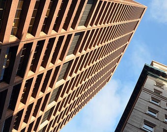 Fine Art Photography , Portrait (Vertical) , Looking Up In Boston Photography, Boston wall art,