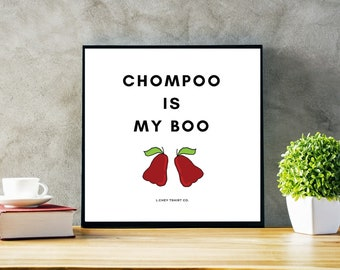 Rose Apple 'Chompoo' Poster