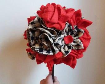Everlasting bridal bouquet
