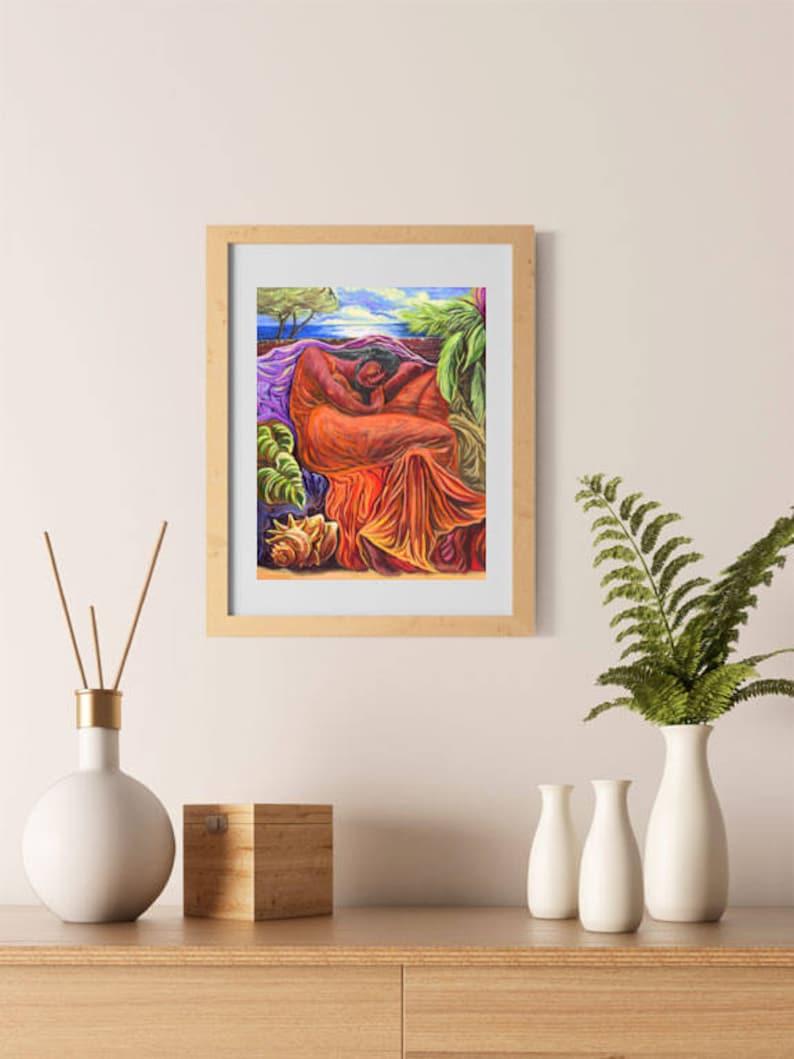 c9fbd4b2e47 Taino Art Inspired art Taino people of Puerto Rico Tainos de