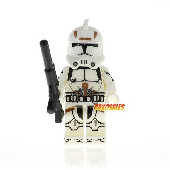 38 Dywizja Pancerna Star Wars Minifigurka Pasuje Do Lego Clone Etsy