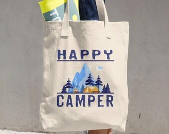 b99516ecef51 Camping tote   Etsy