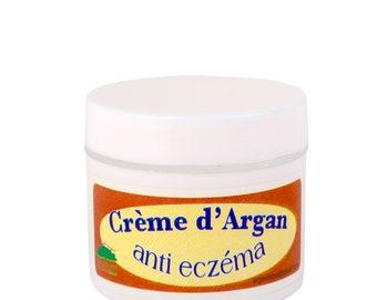 Anti eczema argan cream