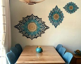 Mandala Wood Sets