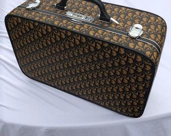 66fcf97ecaad Vintage Christian Dior Diorissimo Jr Pullman 24 Suitcase