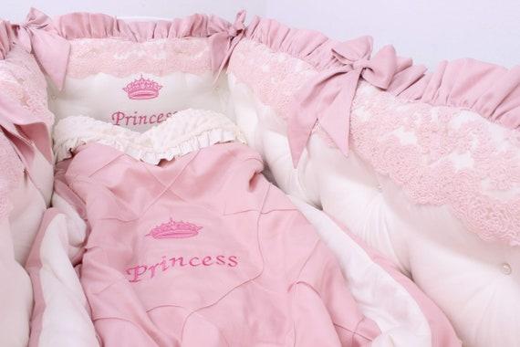 4 M Baby Bettwäsche Bettwäsche Kissen bunte Knoten Kissen geflochtenen Krippe St