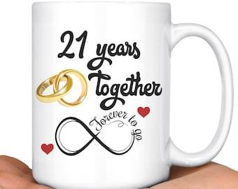 21 jahre verheiratet