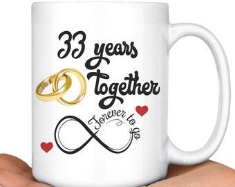 Hochzeitstag 33 33 Glückwünsche