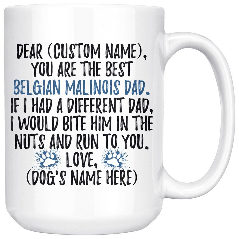 Belgian Malinois Dog,Berger Belge Malinois,Mechelse Herder,Mechelaar,Coffee Mug