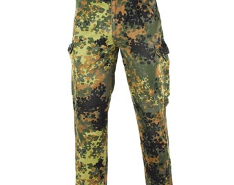 Genuine German army issue Lady s flecktarn pants field combat women s  trousers 8758c2299