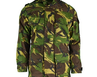 47da9e71bee96 Original Dutch army jacket M65 waterproof military parka with lining  trilaminate