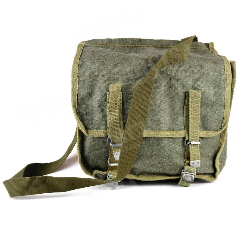 5e44bbc3a3 Original polonais armée havresac toile sac à bandoulière pain | Etsy