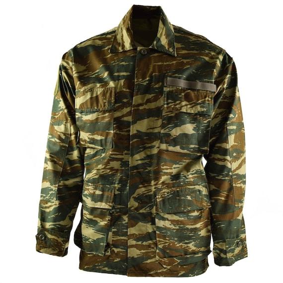Suédois Original M90 Armée Veste Splinter Camouflage Champ Combat Shirt NEW