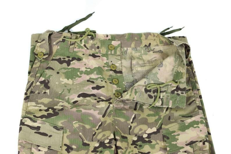Genuine Ukrainian pants Rip Stop MTP field camouflage military issue Ukraine NEW