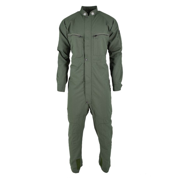 Genuine Italian army coverall flight suit military