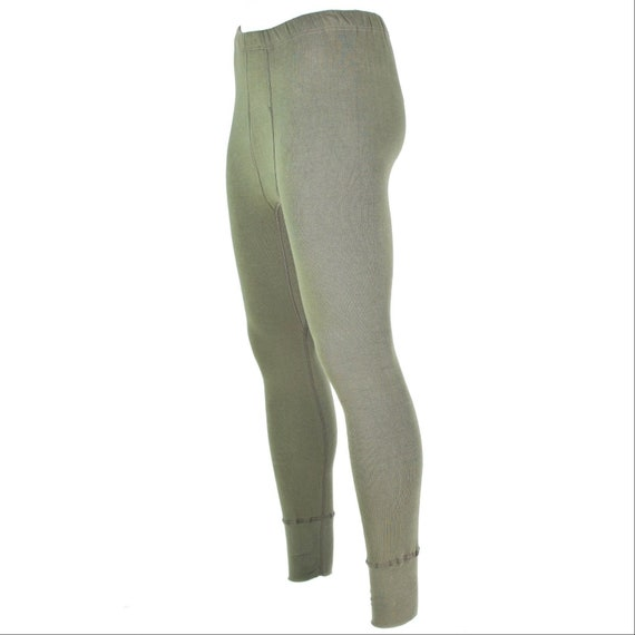 Thermals NEW Genuine German Army Cold Weather Underwear Long Johns