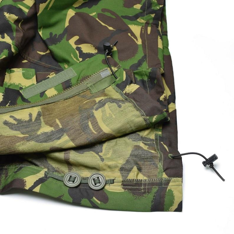 Original British army military combat DPM field jacket parka smock windproof NEW